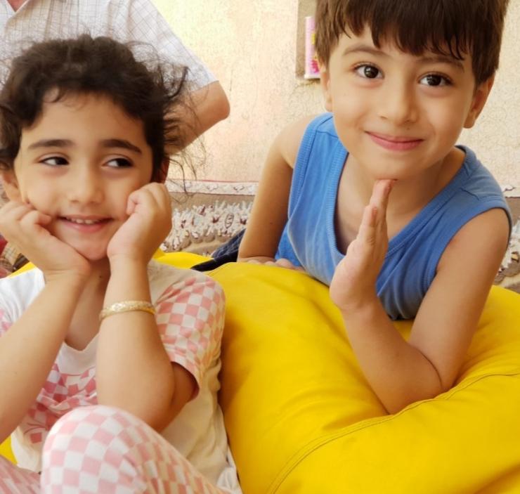 مهارتهای کودکان در پنج سالگی